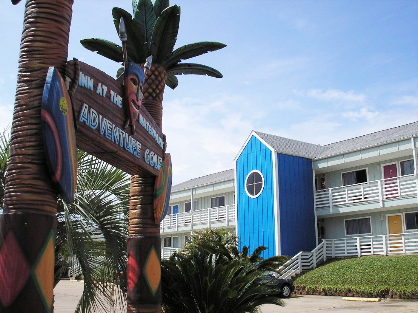 Galveston Hotels | Official Website | Inn at the Waterpark
