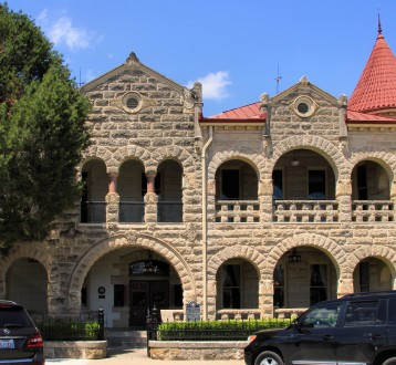 The Schreiner Mansion: Part of Kerrville's Proud Heritage