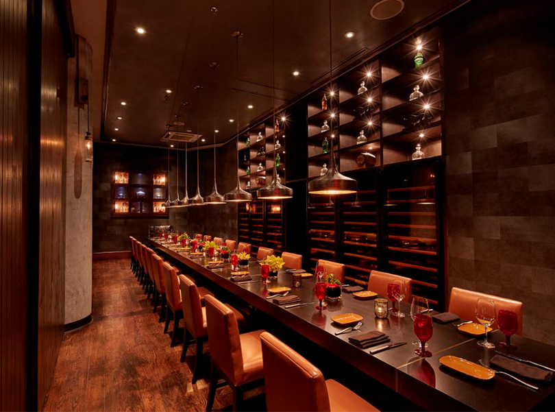 intercontinental miami el matador private dining room
