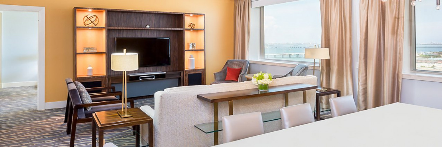 intercontinental miami executive suite