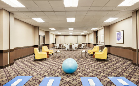 intercontinental saint paul riverfront fitness