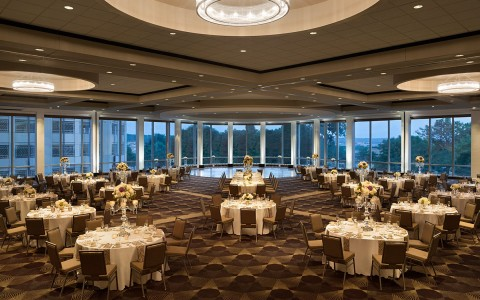 intercontinental saintpaul weddings gallery 16