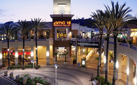 Fashion Valley Mall San Diego Map.Intercontinental San Diego Home Downtown San Diego Hotels