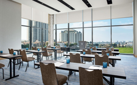 Intercontinental san diego harbour meeting room