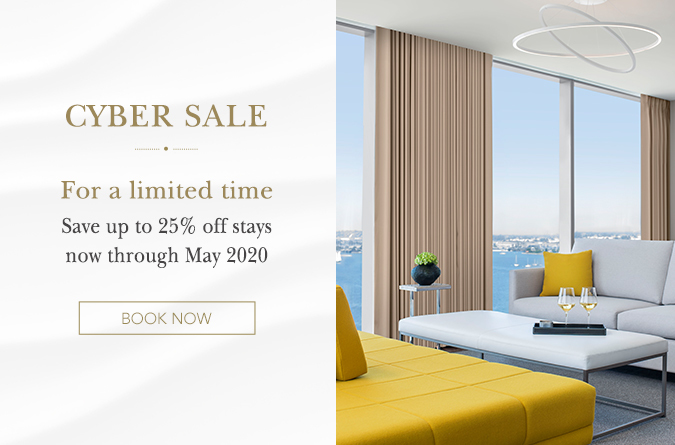 intercontinental san diego popup cyber sale 25%
