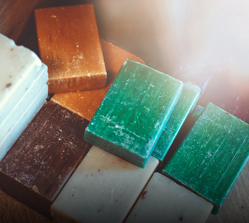 our communities bars soap