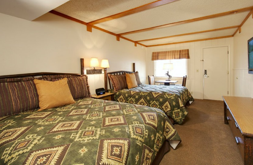 Jackson hole accommodations condos jackson hole lodge two beds in room publicscrutiny