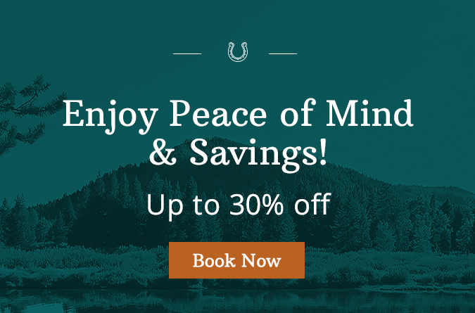 Peace of mind savings