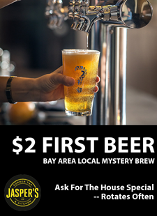 $2 first beer poster image