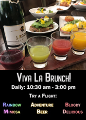 viva la brunch event