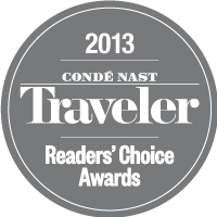Conde Nast 2013 badge