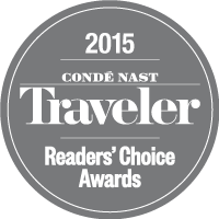Conde Nast 2015 badge