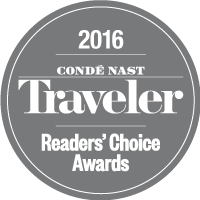 Conde Nast 2016 badge