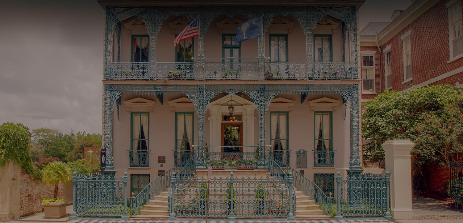 header hero image of john rutledge house inn 3
