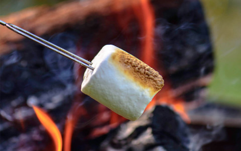 Toasted marshmellow