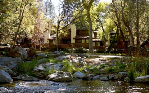 Junipine Resort Creekside