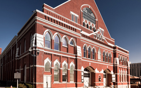 Ryman Auditorium Photo