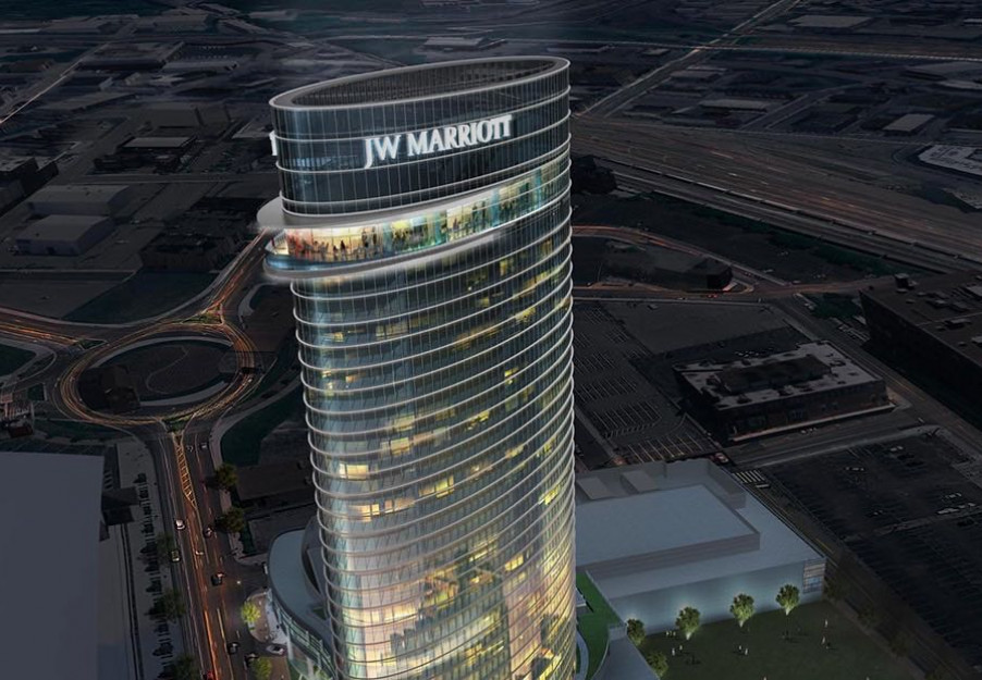 JW Marriott Nashville Homepage Reasons Render