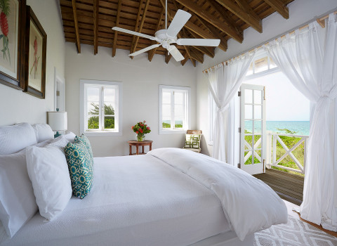 Suite facing the beach