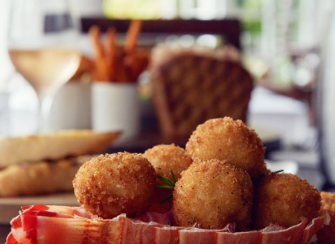 lobster croquettes