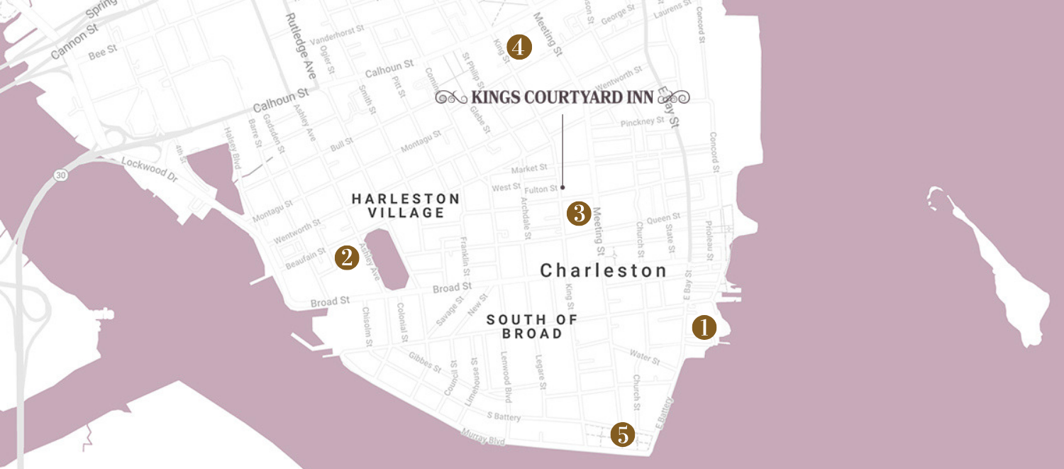 Dog Friendly Guide to Charleston