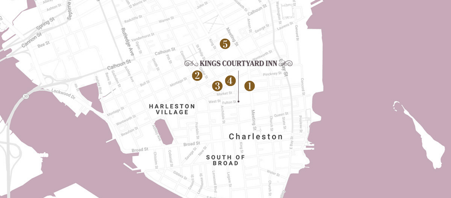 Shopping Guide to Charleston