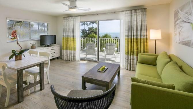 Studio Suite Ocean Front One Queen
