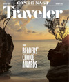 conde nast traveler magazine cover