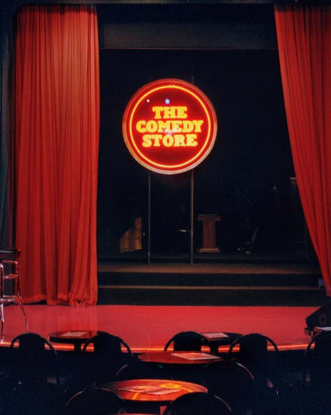 comedy store stage