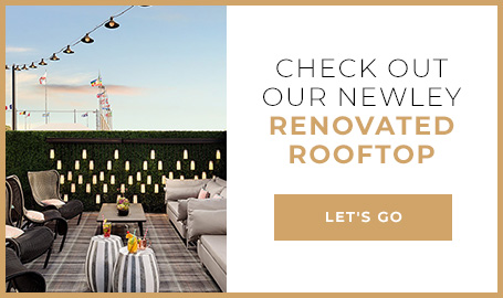 Check out Our Newley Renovated Rooftop