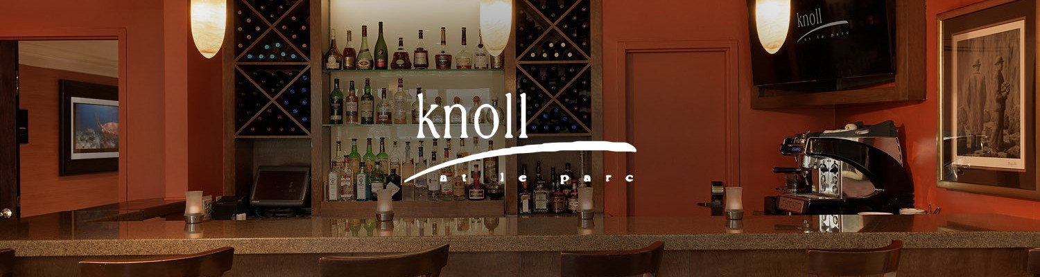 Knoll bar area