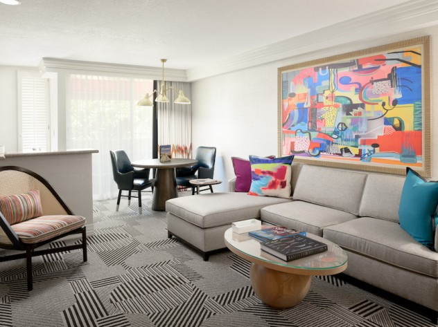 West Hollywood Hotels Official Website Le Parc Suite Hotel