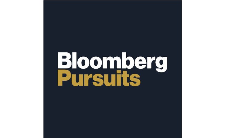 Bloomberg Pursuits logo