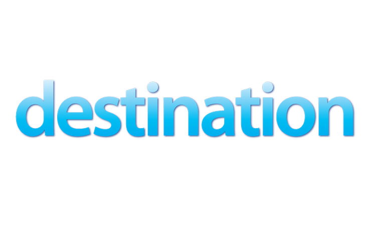 Destination magazine logo