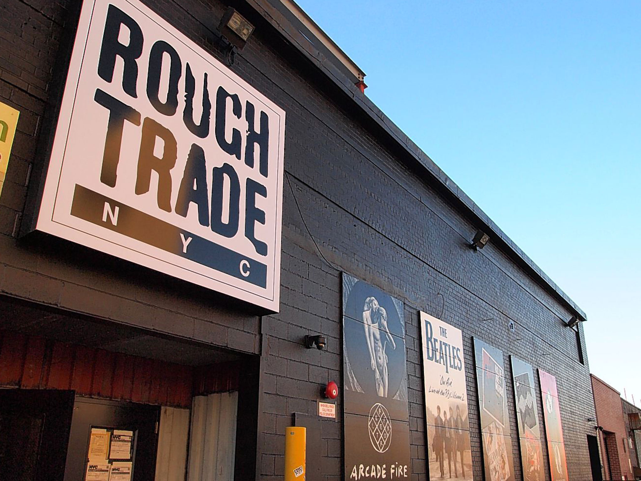 Rough Trade, Sick Beats