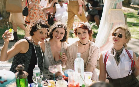 Get Down Like Its 1929 at the Annual Jazz Age Lawn Party
