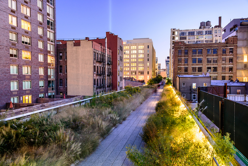The High Line: NYC's One-of-a-Kind Elevated Garden