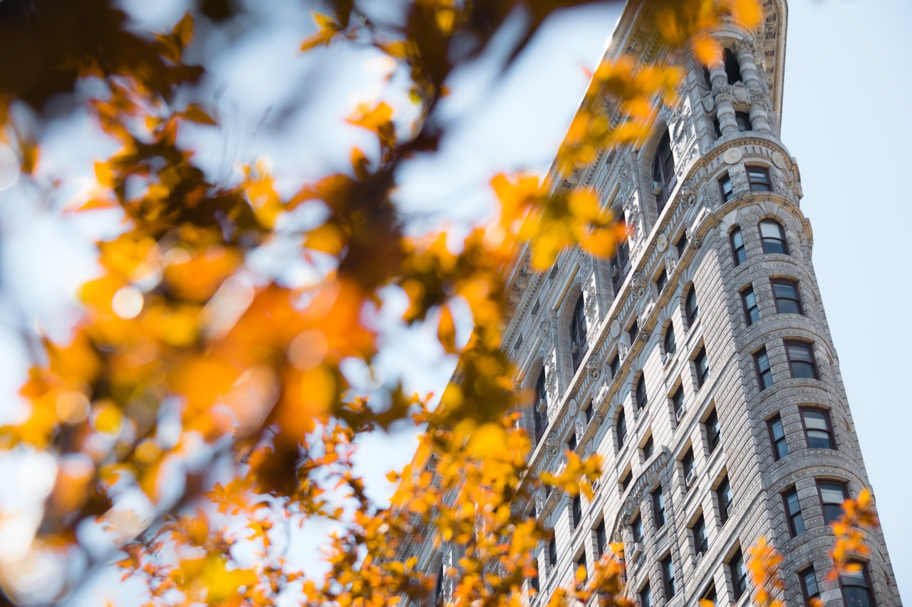 Visit The Flatiron Building