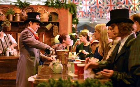 Great Dickens Christmas Fair and Victorian Holiday Party