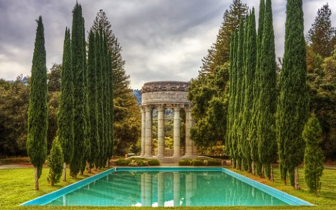 The Pulgas Water Temple