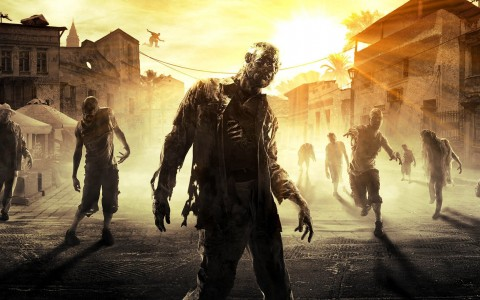 Zombies in the sun