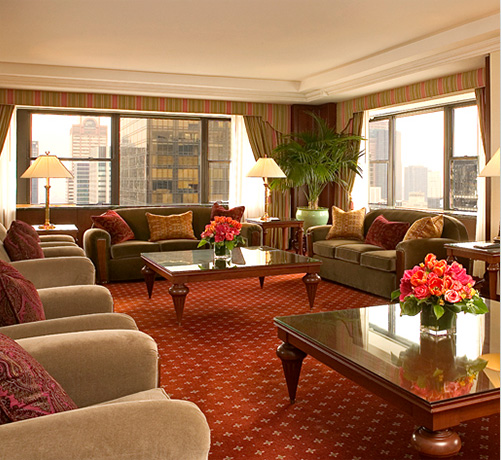48 Bedroom Suite New York The Towers Lotte New York Palace Classy 3 Bedroom Suites In New York City Interior