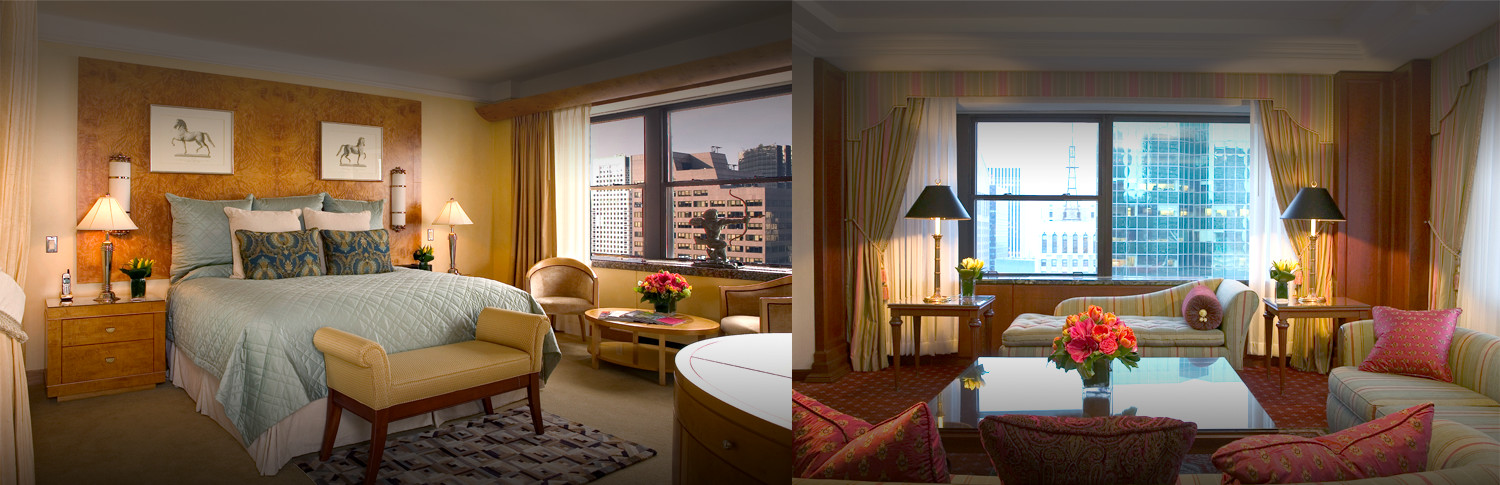 3 Bedroom Suite New York The Towers Lotte New York Palace