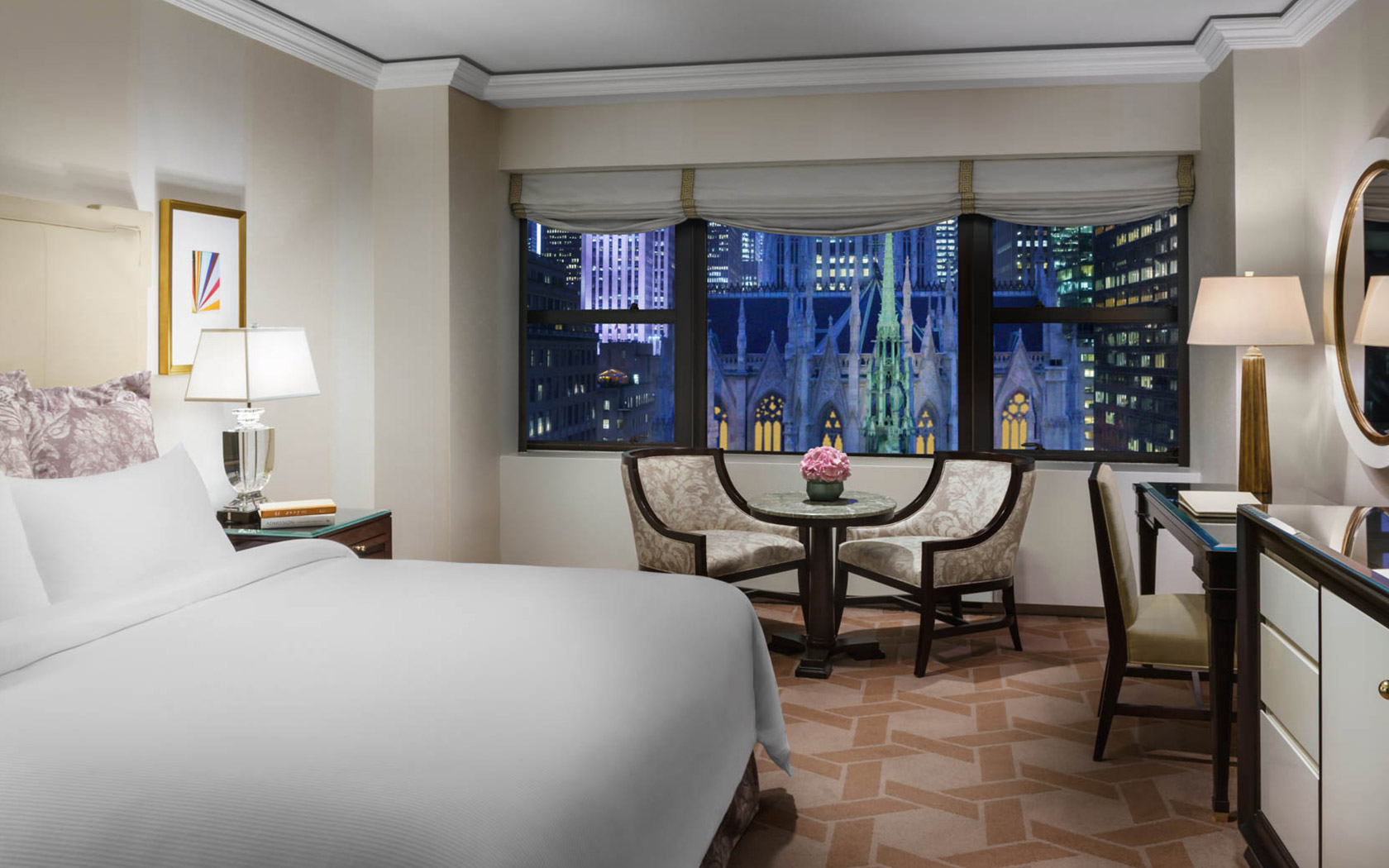 Strange Midtown Manhattan Hotels The Palace Rooms Suites Lotte Nyc Home Interior And Landscaping Mentranervesignezvosmurscom