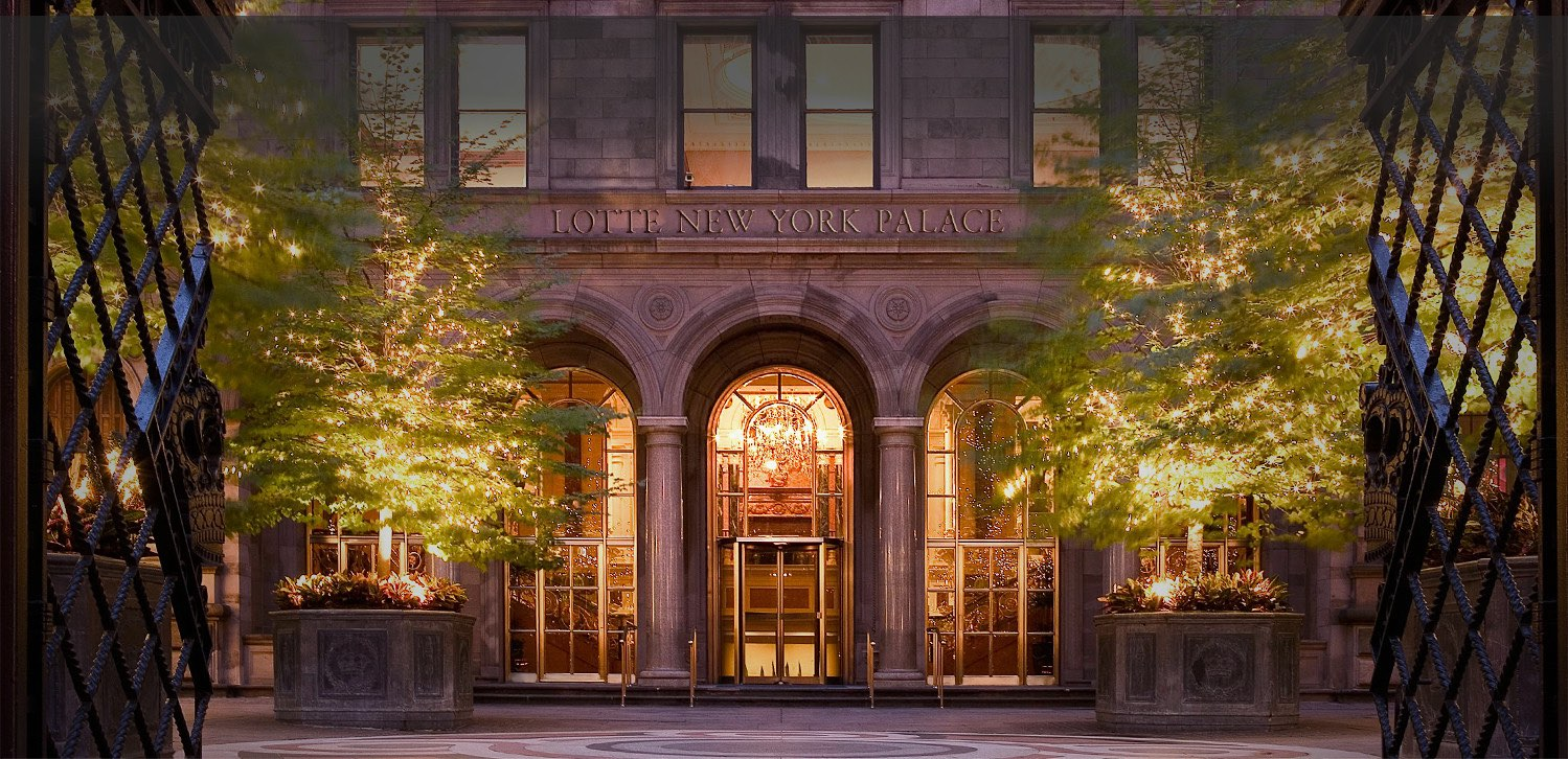 Midtown Manhattan Hotel - Lotte New York Palace | Luxury Hotels NYC new york five star hotels
