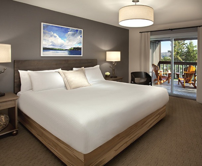 Luxe Collection LE Hotels Deerhurst Resort Accommodations