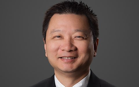 headshot of Garrick Yang