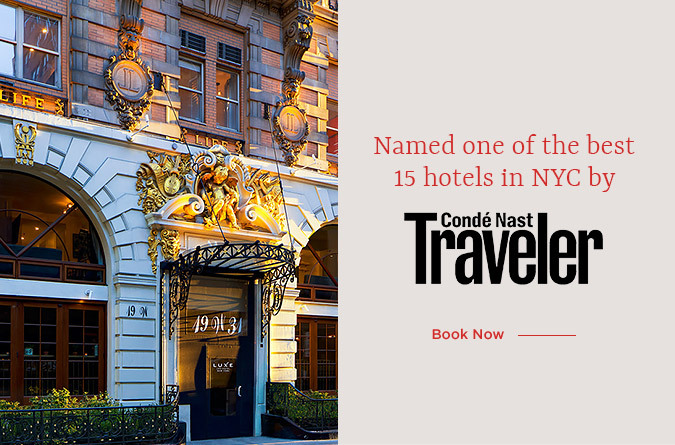 named one of the 15 best hotels by conde nast traveler book now