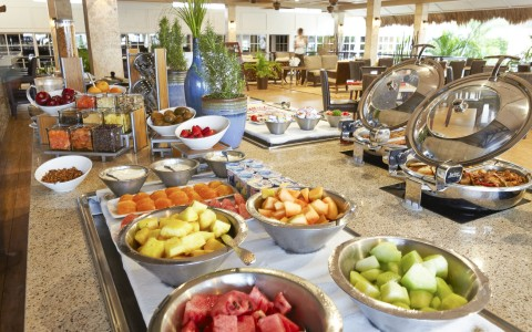 Ikes Bistro Breakfast Buffet