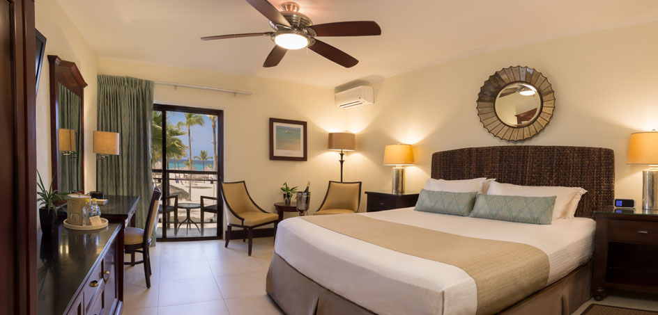 Hotel Rooms at Manchebo Beach Resort | Hotel Rooms in Aruba